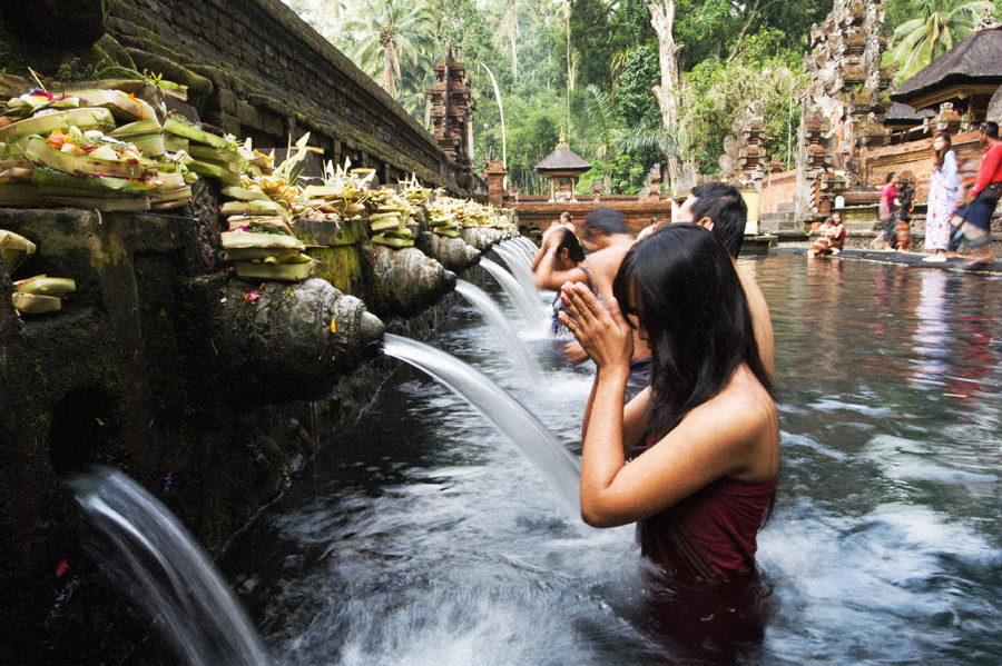 Tampak Siring - Womens health and wellness retreat Bali