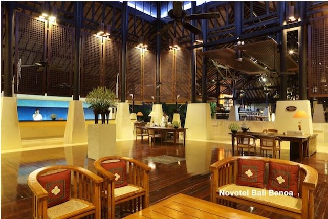 Hotel Novotel Bali Benoa - Passion for Living Retreats - Couples healing retreat